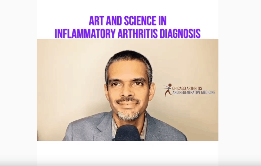 Art and Science of Inflammatory Arthritis Diagnosis