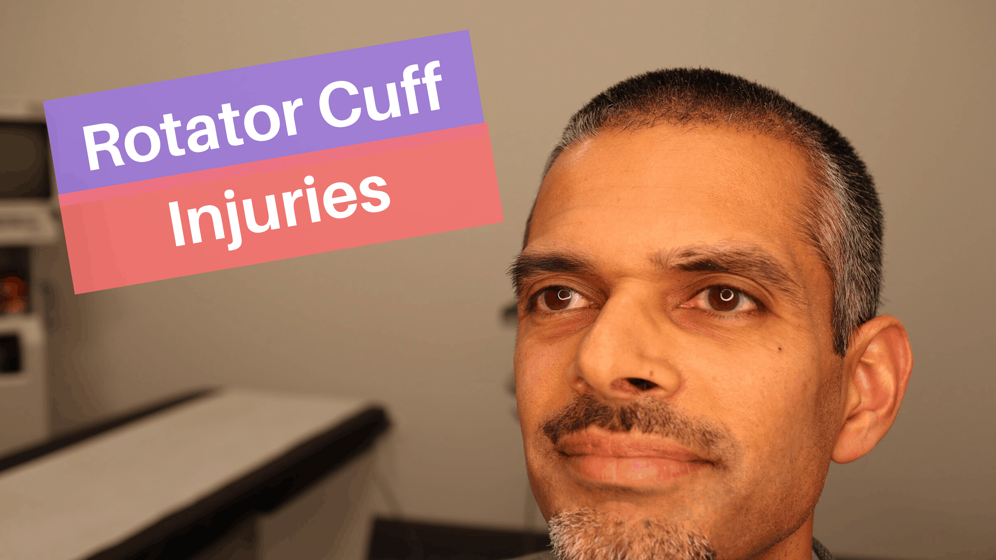 Rotator cuff injury- What is the rotator cuff?