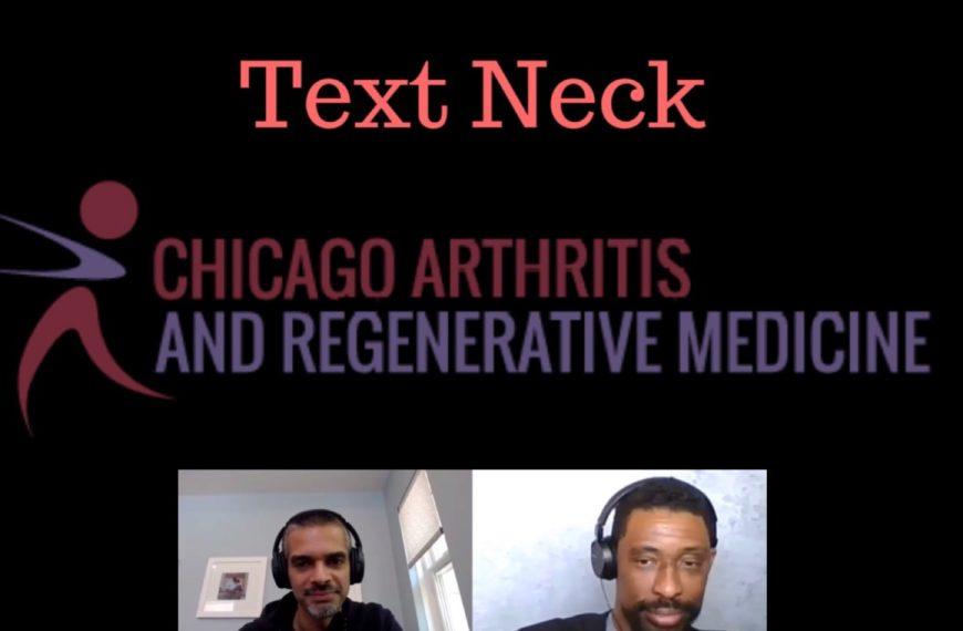 Neck Pain- Text Neck