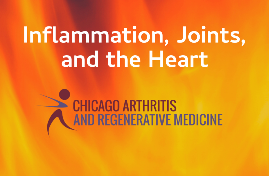 Inflammation, Joints, & Heart Disease